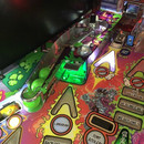Ghostbusters GB Pinball Scoop LED