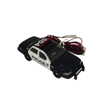 Getaway High Speed 2 Lighted Police Car Large