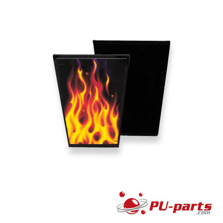 Stern Pinball Flammen Gate Assembly Cover