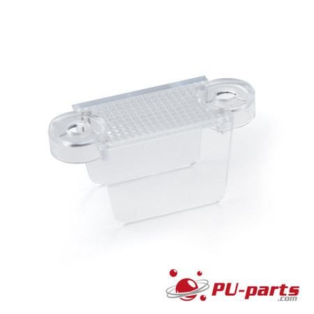 03-8318 Lane Guide neuere Williams Transparent klar