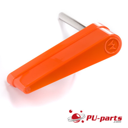 20-10110 Flipperfinger Williams Logo - Opak Orange