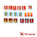 AC/DC Premium/LE High Wear Target Decal Set