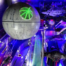 Star Wars Pinball Death Star Laser