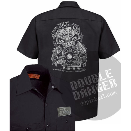 Tim Lee Tilt Monster - Work Shirt