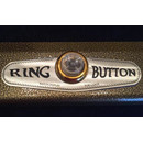 The Hobbit Pinball Lockdown Bar Ring Button Plate Engraved