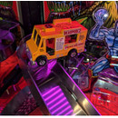 Deadpool Pinball Chimichanga Wagen