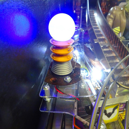 The Munsters Dome Flasher Tesla Coil