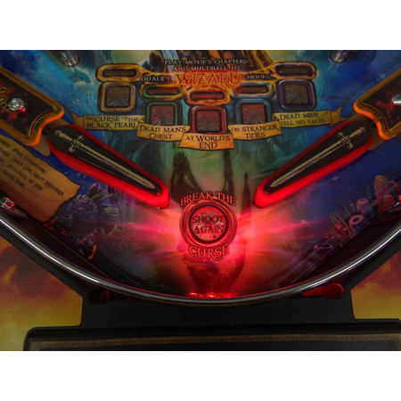 Pinball Trough Lighting Kit for JJP