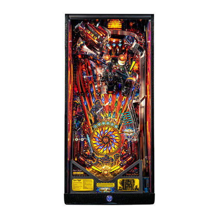 Black Knight SoR Premium/LE Super-Rings Playfield Set