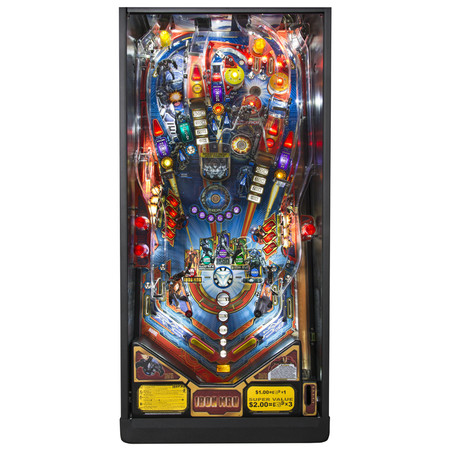 Iron Man Pro Silicone-Rings Playfield Set